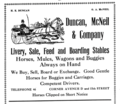 1911 Duncan McNeil and Co advert Avenue D in Miami Florida.png