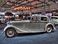 1934 Bentley 3½ litre saloon (24809198178).jpg
