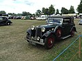 1936 Armstrong Siddeley 17 Tickford drophead coupe (15287580629).jpg