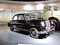 "1953 Mercedes-Benz 190 ""Ponton"" - Flickr - skinnylawyer.jpg"