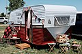 1958 Shasta travel trailer during 2019 Vintage Camper Trailer Rally at Cam-Plex in Gillette, Wyoming (1).jpg