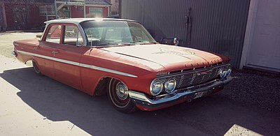 Chevrolet Bel Air Wikiwand