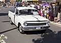 1963 Holden EJ Utility in the SunRice Festival parade in Pine Ave.jpg