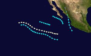 1963 Pacific hurricane season