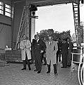 1966 visite de Mr Edgar Faure sénateur du Jura au CNRZ-7-cliche Jean Joseph Weber.jpg