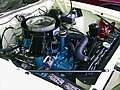 1970 AMC Javelin 390 V8 RamAir engine bay.jpg
