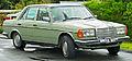 1976-1979 Mercedes-Benz 280 E (W123) sedan (2011-07-17) 01.jpg