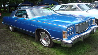 Mercury Grand Marquis - Wikipedia on