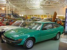 Photogallery Triumph TR7 coupe – Auto DZ