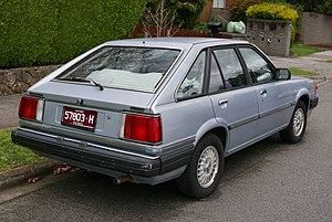 Honda Quint - Image: 1983 1985 Rover Quintet hatchback (2015 07 03) 02