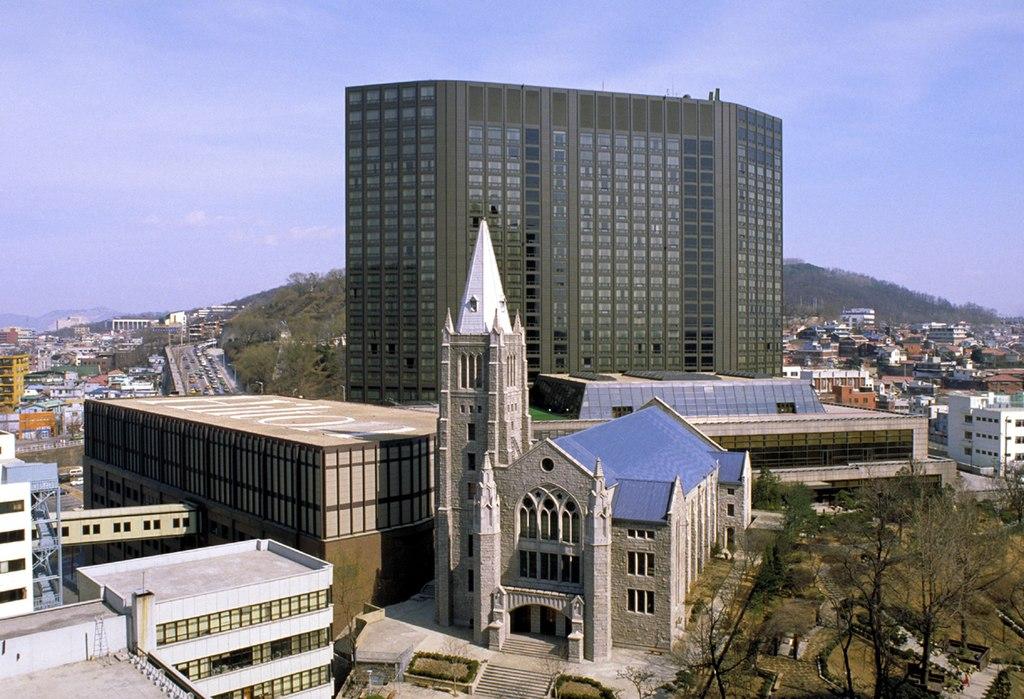 Millenium Hilton Hotel Seoul