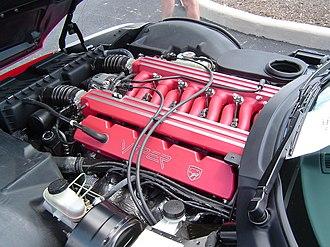 Dodge Viper - Dodge Viper (SR I).
