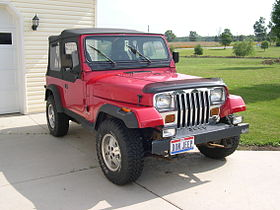 Jeep Wrangler Jeep Fan Page