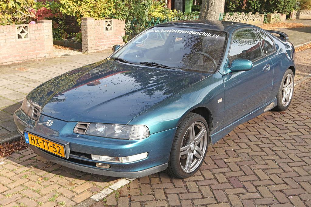 1994 honda prelude s coupe 2 2l manual rh carspecs us 1994 honda prelude repair manual 95 Honda Prelude