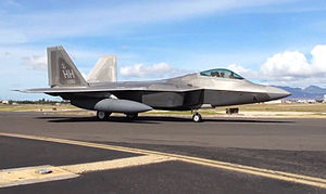 15th Operations Group - Image: 199th Fighter Squadron Lockheed Martin F 22A LRIP Lot 3 Block 20 Raptor 03 4051 3