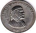 1 песо. Куба. 1989. 30 лет Революции - Эрнесто Че Гевара.jpg