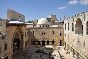 Al-Jdayde - Beit Ghazaleh; an example of renovation in al-Jdayde