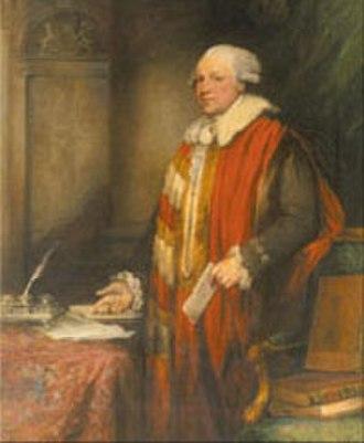 Henry Herbert, 1st Earl of Carnarvon - The Earl of Carnarvon.