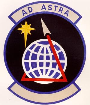 1st Space Launch Squadron - 1st Space Launch Squadron emblem