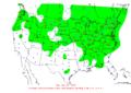 2005-12-04 24-hr Precipitation Map NOAA.png