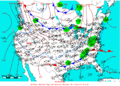 2006-02-22 Surface Weather Map NOAA.png