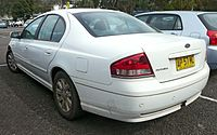 Ford Falcon (BF) - Wikipedia