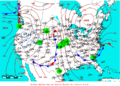 2007-05-06 Surface Weather Map NOAA.png