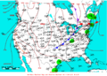 2007-07-05 Surface Weather Map NOAA.png