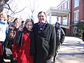 20070210 Jan Schakowsky and Jeffrey Schoenberg.jpg