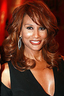 Beverly Johnson American model and actress
