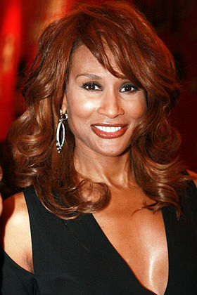 Beverly Johnson en 2007