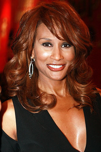 Model (person) - Beverly Johnson in 2007