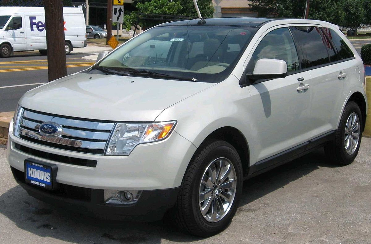 Ford Edge – Wikipedia