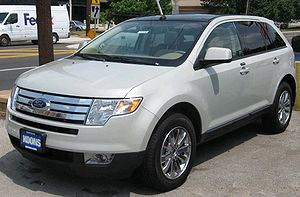 Ford Edge Cd