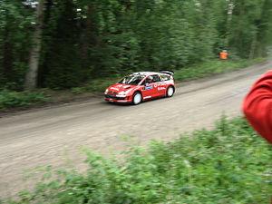 2007 Rally Finland shakedown 04.JPG
