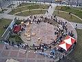 2008TaipeiCycle Day3 TWTC Nangang Biz Plaza.jpg