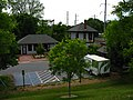 2008 05 28 - Bowie - Former train station.JPG