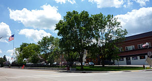 Athens, Wisconsin - Downtown Athens