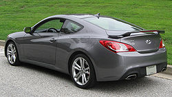 hyundai genesis coupe wikipedia. Black Bedroom Furniture Sets. Home Design Ideas