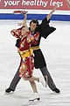 2010 World Figure Skating Championships Dance - Cathy REED - Chris REED - 2409A.jpg
