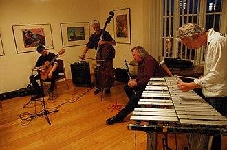 Theo Jörgensmann - Theo Jörgensmann Freedom Trio and Christopher Dell; 2011