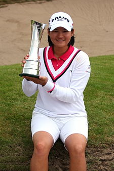 2011 Women's British Open - Tseng Yani (2).jpg