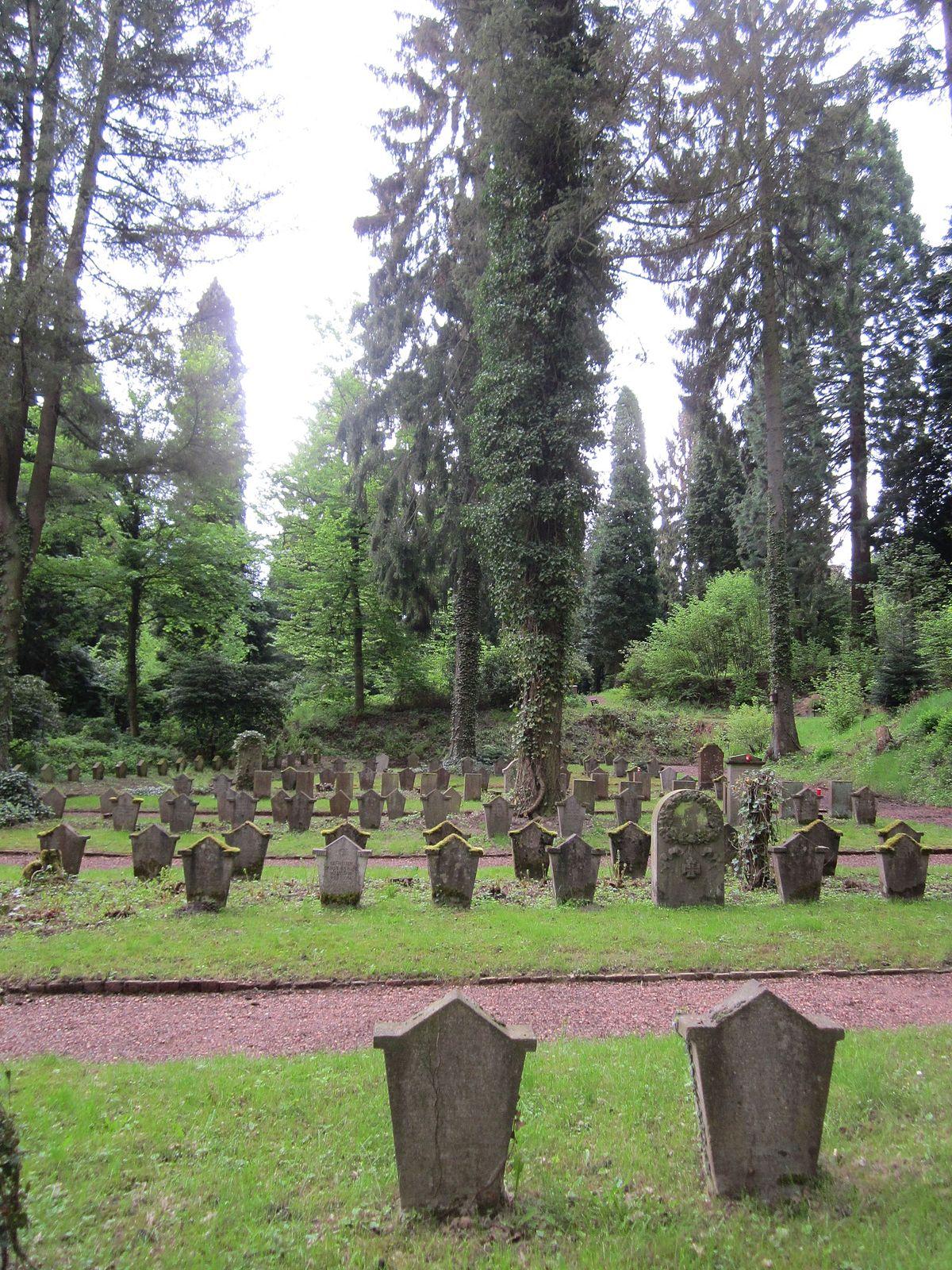hauptfriedhof saarbr cken wikipedia. Black Bedroom Furniture Sets. Home Design Ideas
