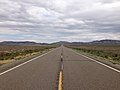 2014-08-11 13 28 06 View east along U.S. Route 50 about 6.3 miles east of the Eureka County line in White Pine County, Nevada.JPG