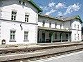 2014.06.04 - Frankenfels - Aufnahmsgebäude und Lokschuppen Laubenbachmühle - 02.jpg