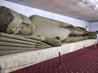Buddha di Dushanbe