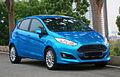 2014 Ford Fiesta 1.5L Sport in Cyberjaya, Malaysia (01).jpg