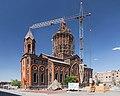 2014 Prowincja Szirak, Giumri, Kościół Zbawiciela (06).jpg
