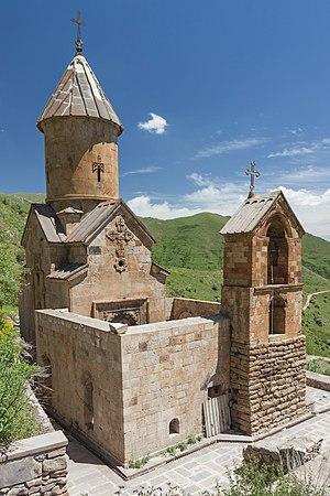 Spitakavor Monastery - Spitakavor Surp Astvatsatsin Monastery