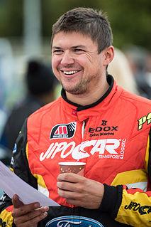 Martin Prokop World Rally Championship driver